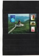 HONGKONG , Hong Kong , 1997 , ** , Postfrisch , HOLOGRAM - Hong Kong Stamp Exhibition '97 - Stamps (pictures)