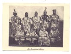 SUDAN - Sudanesen - Schau, Völkerkunde / Ethnic, Keine AK-Einteilung - Sudan