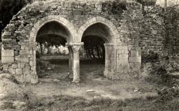 A 5159 - Abbaye De La Lucerne (50) Entre Avranches Et Granville  Entrée De La Salle Du Chapitre  Vue De L'Est - France