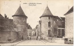 CHABLIS  -  Porte  Noël - Chablis