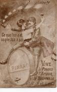 CPA Patriotique - VIVE Le Pinard ...bourffarde - Guerre 1914-18