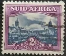 SUDAFRICA - AFRICA DEL SUR 1950 Local Motives. USADO - USED. - África Del Sur (1961-...)