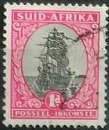 SUDAFRICA - AFRICA DEL SUR 1951 Local Motives. USADO - USED. - África Del Sur (1961-...)