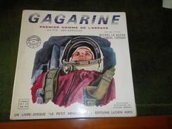33 T GAGARINE PREMIER HOMME DE L'ESPACE - Children