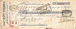 ETABLIS  JAPY FRERES  A BEAUCOURT    BANQUE NATIONAL POUR LE COMMERCE ET L INDUSTRIE - Bills Of Exchange