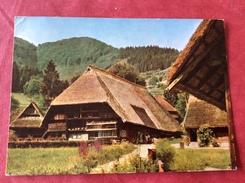 """Deutschland Schwarzwälder Freilichtmuseum """"Vogtsbauernhof"""" Gutachtal - Museen"""