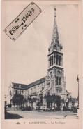 95 Argenteuil - Cpa / La Basilique. - Argenteuil