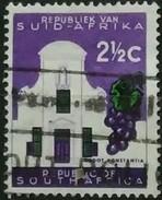 SUDAFRICA - AFRICA DEL SUR 1961 Definitive Issue. USADO - USED. - África Del Sur (1961-...)