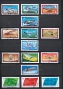 Jolie Petite Collection De Timbres Allemagne Berlin Avec Jolies Oblitérations Et Séries Complètes (voir Les 15 Photos) - Collections (en Albums)