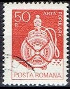 ROMANIA  # FROM 1982 STAMPWORLD 3903 - 1948-.... Republics