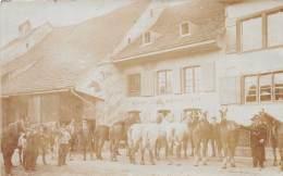 SUISSE - BS - BALE /Gelterkinden - Carte Photo - Très Beau Cliché Animé - BL Basle-Country
