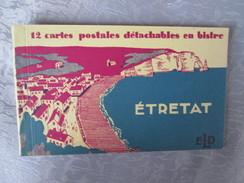 CARNET  ETRETAT - Etretat