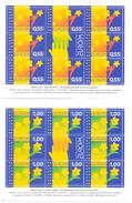 2006. Bulgaria, Europa 2006,  2 Sheetlets, Mint/** - Europa-CEPT