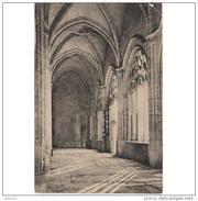 SGVTPA1845CPA-LFT5474TEIC.Tarjeta Postal DE SEGOVIA.Edificio,ARQUITECTURA,iglesia,CLAUSTRO DE LA CATEDRAL  DE SEGOVIA - Iglesias Y Catedrales