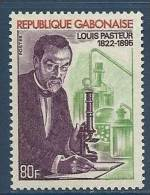 "Gabon YT 289 ""  Pasteur "" 1972 Neuf** - Gabon (1886-1936)"