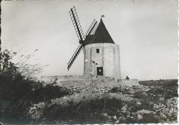 Fontvieille (13) - Le Moulin De Daudet - Fontvieille