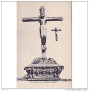 SLMCTPA944CPA-LFTD10022TBES.Tarjeta Postal DE SALAMANCA.ARTE.Escultura.CRISTO DEL CID, SALAMANCA - Esculturas