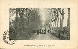 Dép 40 - Soustons - Chemin D'Eléonore - état - Soustons