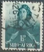 SUDAFRICA - AFRICA DEL SUR 1941 War Effort - Prices Are For Single Stamps. USADO - USED. - África Del Sur (1961-...)