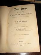 Das Auge - 1879 - Books, Magazines, Comics