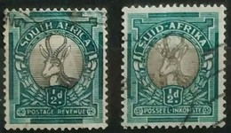 SUDAFRICA - AFRICA DEL SUR 1943 Local Motives. USADO - USED. - África Del Sur (1961-...)