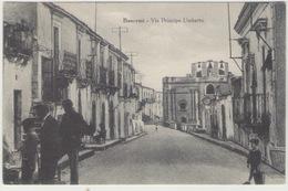Buscemi Via Principe #Cartolina #Paesaggi - Siracusa