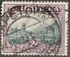 SUDAFRICA - AFRICA DEL SUR 1945 Local Motives. USADO - USED. - África Del Sur (1961-...)