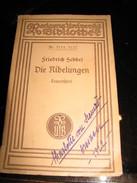 Die Nibelungen - Books, Magazines, Comics