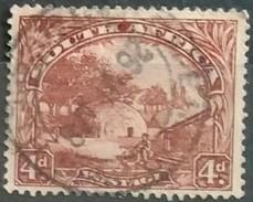 SUDAFRICA - AFRICA DEL SUR 1947 Local Motives. USADO - USED. - África Del Sur (1961-...)