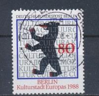 Duitsland/Germany/Allemagne/Deutschland Berlijn/Berlin 1988 Mi: 800 (Gebr/used/obl/o)(1577) - Gebraucht