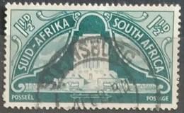 SUDAFRICA - AFRICA DEL SUR .1949 Inauguration Of Voortrekker Monument, Pretoria. USADO - USED. - África Del Sur (1961-...)