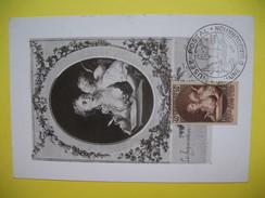 Carte-Maximum    N°446  Au Profit Du Musée Postal   1939 - Maximum Cards