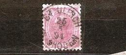 Austria Stempellot St. Ulrich ... P176 - Usados