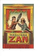 16315 - Réglisse ZAN  Reproduction D'affiche - Publicité