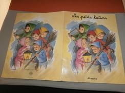 """PETIT LIVRE ILLUSTRE PAR JEANNE LAGARDE  """" LES PETITS LUTINS """" EDITIONS HEMMA """"NOS BEAUX CONTES"""" - Livres, BD, Revues"""