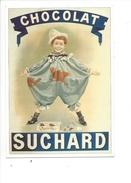 16320 - Chocolat Suchard Le Pantin Reproduction D'affiche - Publicité