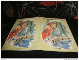 """PETIT LIVRE ILLUSTRE PAR JEANNE LAGARDE  """"LA GARDEUSE D'OIES  """" EDITIONS HEMMA """"NOS BEAUX CONTES"""" - Livres, BD, Revues"""