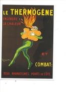 16324 - Le Thermogène Engendre La Chaleur Et Combat  Reproduction D'affiche - Publicité