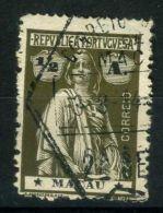 MACAO ( POSTE ) : Y&T N° 210  TIMBRE  TRES  BIEN  OBLITERE , A  VOIR . - Macao