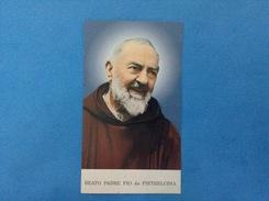 Santino - Holy Card - Beato Padre Pio Da Pietrelcina - Santini