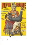 16326 - Machine à Coudre New Home Paris 1900 Reproduction D'affiche - Publicité