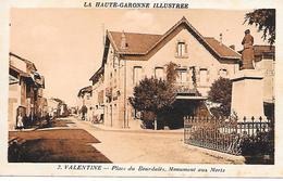 VALENTINE - ( 31 ) - Place Du Bourdalés - Unclassified