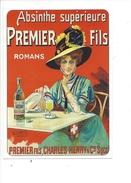 16329 - Absinthe Supérieure Premier Fils  Reproduction D'affiche - Publicité