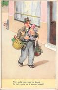 Leedvermaak, Kopen, Koken, 1951 - Humor