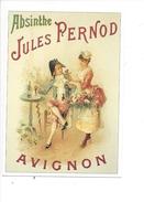 16332 - Absinthe Jules Pernod Avignon Reproduction D'affiche - Publicité