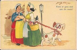 Leedvermaak, Hondje, Worst, 1951 - Humor