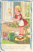 Leedvermaak, Marietje, Ramen Wassen, 1952 - Humor