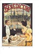 16336 - Bénédictine Par Lopez Silva Reproduction D'affiche - Publicité