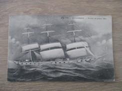 CPA 59 DUNKERQUE VOILIER EN PLEINE MER - Dunkerque