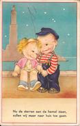 Kinderliefde, Sterren Aan De Hemel, 1952 - Humor